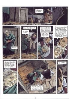 Extrait de Les voleurs d'Empires -5- Chat qui mord