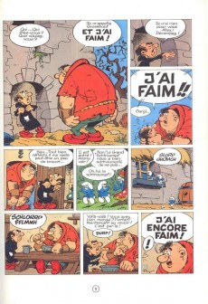 Extrait de Les schtroumpfs -10b1990- La soupe aux schtroumpfs