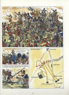 Extrait de Napoléon (Funcken) -1a- La chute de l'Aigle