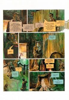 Extrait de Algernon Woodcock -1- L'œil Fé - première partie