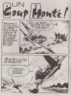 Extrait de Battler Britton -458- Un coup monté