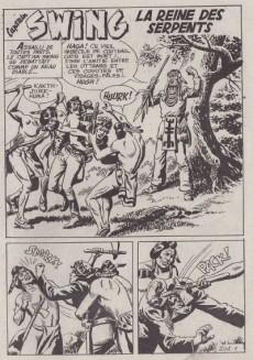 Extrait de Capt'ain Swing! (1re série) -204- La reine des serpents