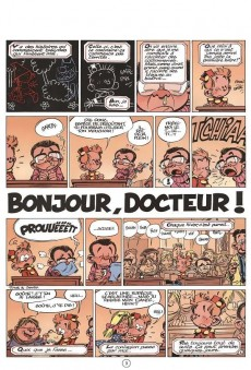 Extrait de Le petit Spirou -3a2002- Mais ! qu'est-ce que tu fabriques ?