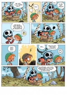 Extrait de Jeu de gamins -1- Les pirates