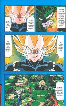 Extrait de Dragon Ball Z -22- 5e partie : Le Cell Game 2