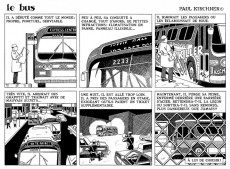 Extrait de Le bus - Tome 1