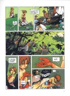 Extrait de Peter Pan (Loisel) -4a2008- Mains rouges