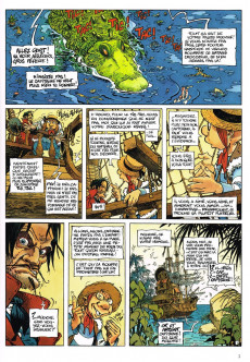 Extrait de Peter Pan (Loisel) -5a11- Crochet
