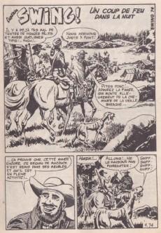 Extrait de Capt'ain Swing! (2e série - Mon Journal) -74- Un coup de feu dans la nuit