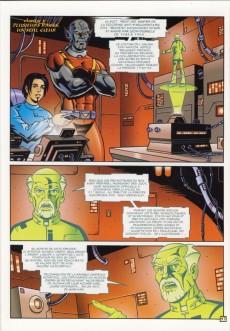Extrait de Les apatrides (Dante Comics) -1- Au premier chant des étoiles