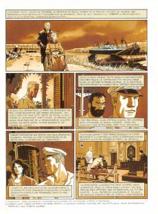 Extrait de Tramp -3- Le bateau assassiné