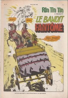 Extrait de Rin Tin Tin & Rusty (2e série) -2- Le bandit fantôme