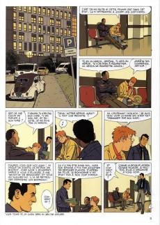 Extrait de Jérôme K. Jérôme Bloche -20a2011- Fin de contrat