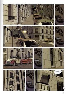 Extrait de Jérôme K. Jérôme Bloche -19a2011- Un chien dans un jeu de quilles