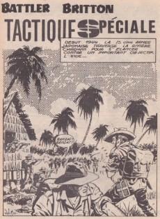 Extrait de Battler Britton -381- Tactique spéciale