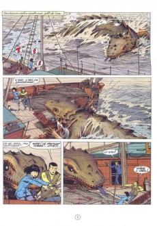 Extrait de Yoko Tsuno -16a92- Le dragon de Hong Kong
