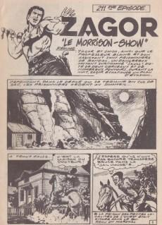 Extrait de Yuma (1re série) -291- Le Morrison-show