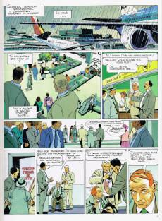 Extrait de Largo Winch -5a 99- H