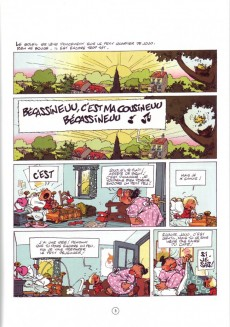 Extrait de Jojo (Geerts) -8a04- Monsieur Je-sais-tout