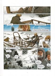 Extrait de L'or sous la neige -2- Mersh