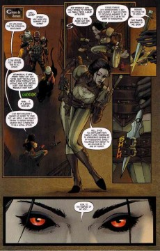 Extrait de Lady Mechanika (2010) -3A- The Mystery of the Mechanical Corpse Chapter 3