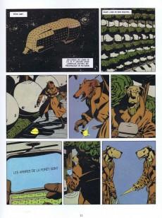 Extrait de Roco Vargas -5- La forêt obscure