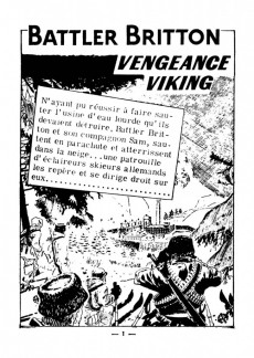 Extrait de Battler Britton (Imperia) -84- Vengeance Viking