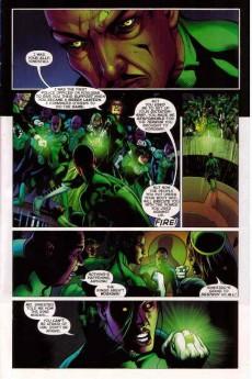 Extrait de Green Lantern (2011) -5- Sinestro part 5