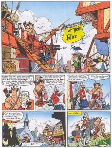 Extrait de Oumpah-Pah -3- (Albert René) -3- Oumpah-Pah le Peau-rouge tome 3