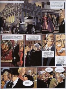 Extrait de Les fantômes du passé -1- Le condamné du Titanic