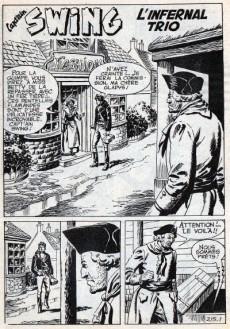 Extrait de Capt'ain Swing! (1re série) -215- L'infernal trio