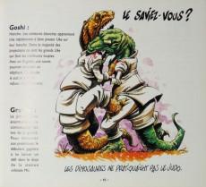 Extrait de Illustré (Le Petit) (La Sirène / Soleil Productions / Elcy) - Le Judo illustré de A à Z