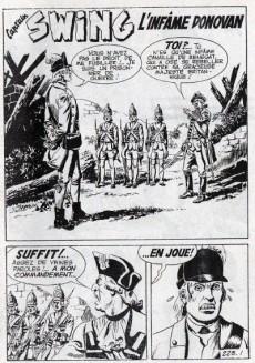Extrait de Capt'ain Swing! (1re série) -223- L'infâme Donovan