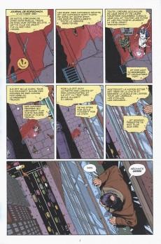 Extrait de Watchmen (Les Gardiens) -INTb- Watchmen - DC Essentiels