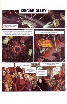 Extrait de Incal (The) (Humanoids Publishing) -1- Issue #1