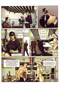 Extrait de Incal (The) (Humanoids Publishing) -8- Issue #8