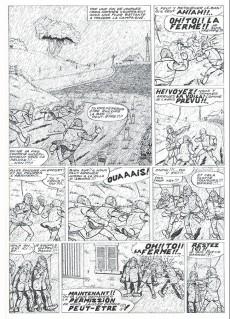 Extrait de Inspecteur Caryton (Les aventures de l') -1- Cavale meurtrière