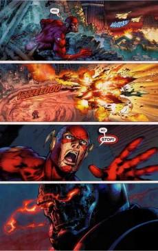Extrait de Justice League (2011) -5- Justice League part 5