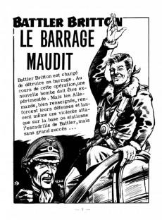 Extrait de Battler Britton -112- Le barrage maudit