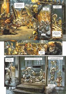 Extrait de Mercenaires -1- La Meute du Griffon