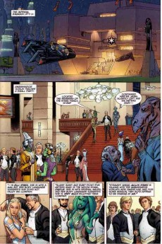 Extrait de Star Wars: Agent Of The Empire - Iron Eclipse (2011) -2- Iron eclipse 2
