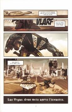 Extrait de Chaos Team -0TL- La Vengeance du Béret vert