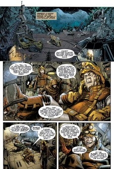 Extrait de Star Wars: Knights of the Old Republic (2006) -8- Issue 8