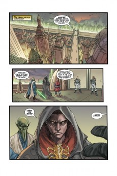 Extrait de Star Wars: Knights of the Old Republic (2006) -32- Vindication 1