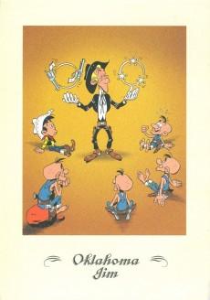 Extrait de Lucky Luke - Les Dessous d'une création (Atlas) -31- Oklahoma Jim - Le Prophète