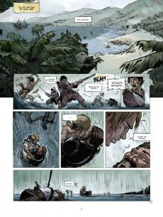 Extrait de Magellan - Jusqu'au bout du monde
