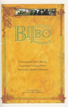 Extrait de Bilbo le Hobbit - Tome INTa1992