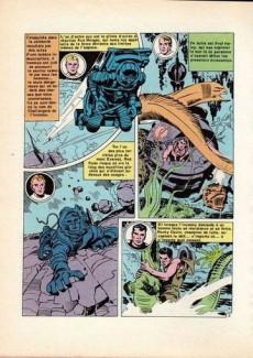 Extrait de Super Héros -9- Un pouvoir fantastique