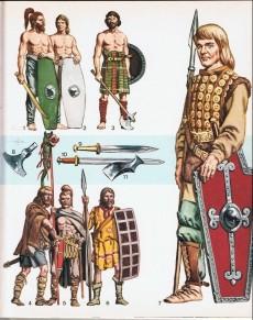 Extrait de (AUT) Funcken -U1 1- Le costume et les armes des soldats de tous les temps - Des pharaons à Louis XV