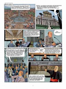 Extrait de L'agence -5- Le Tombeau de Paul